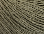 Fiber Content 60% Bamboo, 40% Cotton, Khaki, Brand Ice Yarns, Yarn Thickness 3 Light  DK, Light, Worsted, fnt2-50541