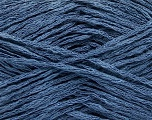 Fiber Content 100% Acrylic, Brand ICE, Dark Blue, Yarn Thickness 3 Light  DK, Light, Worsted, fnt2-51149