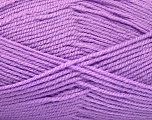 Fiber Content 100% Acrylic, Lilac, Brand Ice Yarns, Yarn Thickness 3 Light  DK, Light, Worsted, fnt2-52097