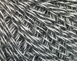Fiber Content 70% Acrylic, 30% Wool, White, Brand ICE, Grey, Yarn Thickness 2 Fine  Sport, Baby, fnt2-52193