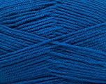Fiber Content 100% Acrylic, Turquoise, Brand Ice Yarns, Yarn Thickness 3 Light  DK, Light, Worsted, fnt2-52550