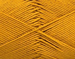 Baby cotton is a 100% premium giza cotton yarn exclusively made as a baby yarn. It is anti-bacterial and machine washable! Fiber Content 100% Giza Cotton, Brand ICE, Gold, Yarn Thickness 3 Light  DK, Light, Worsted, fnt2-52559