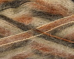 Fiber Content 70% Mohair, 30% Acrylic, Brand ICE, Camel, Brown Shades, Yarn Thickness 3 Light  DK, Light, Worsted, fnt2-52629