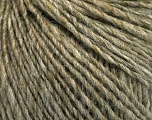 Fiber Content 50% Wool, 50% Acrylic, Khaki, Brand ICE, Grey Shades, Yarn Thickness 3 Light  DK, Light, Worsted, fnt2-53952