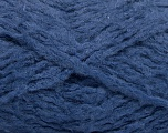 Fiber Content 77% Bamboo, 23% Polyamide, Jeans Blue, Brand ICE, Yarn Thickness 4 Medium  Worsted, Afghan, Aran, fnt2-54323