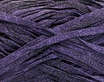 Fiber Content 82% Viscose, 18% Polyester, Purple Shades, Brand ICE, Yarn Thickness 5 Bulky  Chunky, Craft, Rug, fnt2-55021