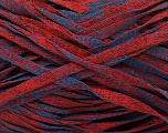 Fiber Content 82% Viscose, 18% Polyester, Red, Brand ICE, Blue, Yarn Thickness 5 Bulky  Chunky, Craft, Rug, fnt2-55024