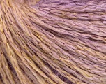 Fiber Content 55% Acrylic, 30% Wool, 15% Polyamide, Yellow, Lilac, Brand ICE, Yarn Thickness 3 Light  DK, Light, Worsted, fnt2-55431