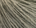 Fiber Content 70% Acrylic, 30% Wool, Light Grey, Brand ICE, Yarn Thickness 4 Medium  Worsted, Afghan, Aran, fnt2-55747