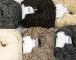 Fiber Content 100% Polyester, Mixed Lot, Brand ICE, Yarn Thickness 1 SuperFine  Sock, Fingering, Baby, fnt2-56278