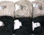 Fiber Content 100% Polyester, Mixed Lot, Brand ICE, Yarn Thickness 1 SuperFine  Sock, Fingering, Baby, fnt2-56297