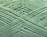 Fiber Content 100% Acrylic, Mint Green, Brand ICE, Yarn Thickness 2 Fine  Sport, Baby, fnt2-56541