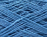 Fiber Content 100% Cotton, Brand ICE, Blue, Yarn Thickness 1 SuperFine  Sock, Fingering, Baby, fnt2-57183