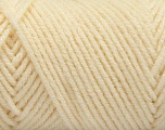Items made with this yarn are machine washable & dryable. Fiber Content 100% Acrylic, Brand ICE, Cream, Yarn Thickness 4 Medium  Worsted, Afghan, Aran, fnt2-57412