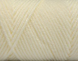 Items made with this yarn are machine washable & dryable. Fiber Content 100% Acrylic, Brand ICE, Ecru, Yarn Thickness 4 Medium  Worsted, Afghan, Aran, fnt2-57413