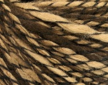 Fiber Content 90% Acrylic, 10% Polyamide, Brand ICE, Brown Shades, Yarn Thickness 3 Light  DK, Light, Worsted, fnt2-57687