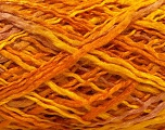 Fiber Content 100% Acrylic, Orange, Brand ICE, Gold, Camel, fnt2-57815