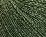 Fiber Content 65% Merino Wool, 35% Silk, Jungle Green, Brand ICE, fnt2-57858