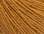 Fiber Content 50% Wool, 50% Acrylic, Brand ICE, Gold, fnt2-58002