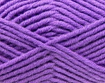 Fiber Content 50% Merino Wool, 50% Acrylic, Violet, Brand KUKA, Yarn Thickness 5 Bulky  Chunky, Craft, Rug, fnt2-16733