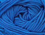 Width is 3 mm Fiber Content 100% Polyester, Yarn Thickness Other, Brand ICE, Blue, fnt2-21648