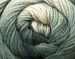 Fiber Content 100% Acrylic, White, Brand Ice Yarns, Grey, Black, Yarn Thickness 3 Light  DK, Light, Worsted, fnt2-22014