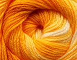 Fiber Content 100% Acrylic, Brand Ice Yarns, Gold, Cream, Camel, Yarn Thickness 3 Light  DK, Light, Worsted, fnt2-22019