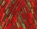 Trellis 20 stitches and 28 rows for 10 cm x 10 cm (4&amp x 4&amp) Fiber Content 100% Polyester, Red, Brand ICE, Green, Yarn Thickness 5 Bulky  Chunky, Craft, Rug, fnt2-22287