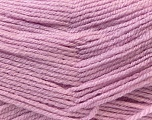 Fiber Content 100% Acrylic, Lilac, Brand ICE, Yarn Thickness 3 Light  DK, Light, Worsted, fnt2-22417