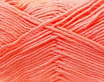 Fiber Content 100% Baby Acrylic, Light Orange, Brand ICE, Yarn Thickness 2 Fine  Sport, Baby, fnt2-22532