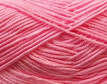 Fiber Content 100% Baby Acrylic, Brand ICE, Baby Pink, Yarn Thickness 2 Fine  Sport, Baby, fnt2-22533