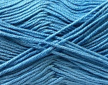 Fiber Content 100% Baby Acrylic, Brand ICE, Blue, Yarn Thickness 2 Fine  Sport, Baby, fnt2-22539