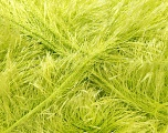 Fiber Content 100% Polyester, Light Green, Brand ICE, Yarn Thickness 5 Bulky  Chunky, Craft, Rug, fnt2-22737