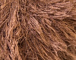 Fiber Content 100% Polyester, Brand ICE, Brown, Yarn Thickness 5 Bulky  Chunky, Craft, Rug, fnt2-22753