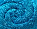 Width is 3 mm Fiber Content 100% Polyester, Turquoise, Yarn Thickness Other, Brand ICE, fnt2-22905