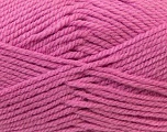 Bulky  Fiber Content 100% Acrylic, Rose Pink, Brand ICE, Yarn Thickness 5 Bulky  Chunky, Craft, Rug, fnt2-23758