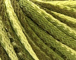 Fiber Content 100% Acrylic, Brand ICE, Green Shades, Yarn Thickness 6 SuperBulky  Bulky, Roving, fnt2-24213