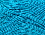 Fiber Content 100% Acrylic, Turquoise, Brand ICE, Yarn Thickness 1 SuperFine  Sock, Fingering, Baby, fnt2-24606