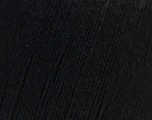 Fiber Content 50% Linen, 50% Viscose, Brand ICE, Black, Yarn Thickness 2 Fine  Sport, Baby, fnt2-27247