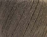 Fiber Content 50% Viscose, 50% Linen, Brand ICE, Camel Brown, Yarn Thickness 2 Fine  Sport, Baby, fnt2-27252
