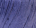 Fiber Content 50% Viscose, 50% Linen, Lavender, Brand Ice Yarns, Yarn Thickness 2 Fine  Sport, Baby, fnt2-27264