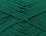 Baby cotton is a 100% premium giza cotton yarn exclusively made as a baby yarn. It is anti-bacterial and machine washable! Fiber Content 100% Giza Cotton, Brand ICE, Green, Yarn Thickness 3 Light  DK, Light, Worsted, fnt2-27899
