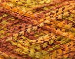 Composition 100% Micro fibre, Yellow, Yarn Thickness Other, Brand Ice Yarns, Green, Brown, fnt2-28436