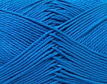 Fiber Content 100% Mercerised Cotton, Royal Blue, Brand Ice Yarns, Yarn Thickness 2 Fine  Sport, Baby, fnt2-32541