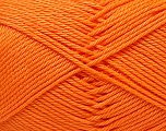 Fiber Content 100% Mercerised Cotton, Light Orange, Brand Ice Yarns, Yarn Thickness 2 Fine  Sport, Baby, fnt2-32547