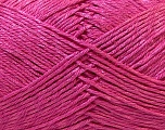 Fiber Content 50% Polyester, 50% Cotton, Pink, Brand ICE, Yarn Thickness 2 Fine  Sport, Baby, fnt2-33048