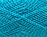 Fiber Content 100% Baby Acrylic, Turquoise, Brand Ice Yarns, Yarn Thickness 2 Fine  Sport, Baby, fnt2-33132
