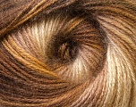 Fiber Content 75% Acrylic, 25% Angora, Brand ICE, Brown Shades, Yarn Thickness 2 Fine  Sport, Baby, fnt2-33234