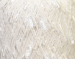 Trellis  Composition 100% Polyester, White, Brand Ice Yarns, Yarn Thickness 5 Bulky  Chunky, Craft, Rug, fnt2-34021