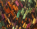 Trellis  Composition 100% Polyester, Yellow, Pink, Orange, Brand Ice Yarns, Green, Yarn Thickness 5 Bulky  Chunky, Craft, Rug, fnt2-34030